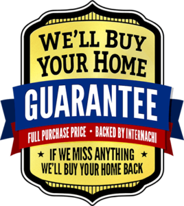 InterNACHI We'll Buy Your Home Back Guarantee