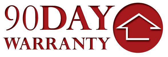 ISG 90 Day Warranty