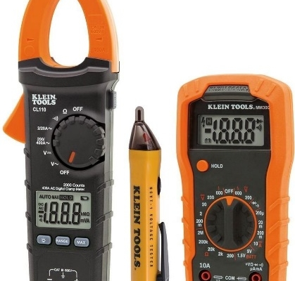 Electric Voltage and Current Testers