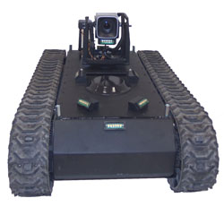 Crawl Space Rover Technology