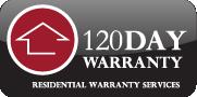 120 Day Warranty