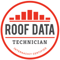 InterNACHI Roof Data Technician Badge