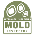 InterNACHI Mold Inspector Badge