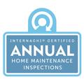 InterNACHI Annual Home Maintenance Badge