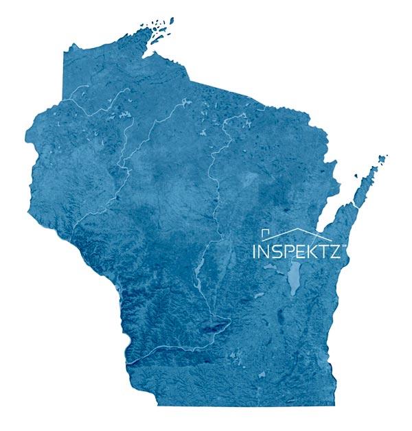 Wisconsin Topo Map