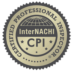 Home Inspectors Of Utah InterNACHI CPI badge