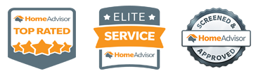 Knoxville Engineered Home Inspections Home Advisor badges