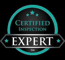 Certified Inspection Expert InterNACHI badge