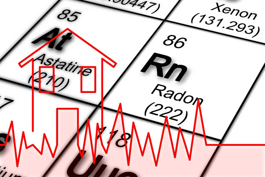 Radon Testing Rosie Home Inspections