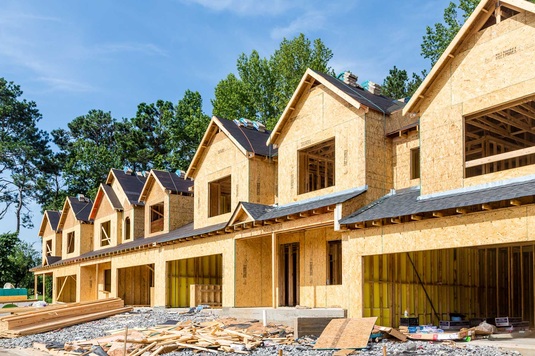 New Construction Rosie Home Inspections