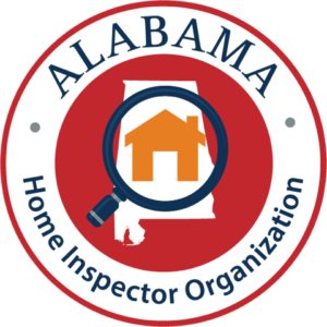 Alabama Home Inspector Organization badge