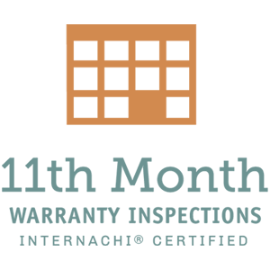 11th Month Warranty Inspections Badge